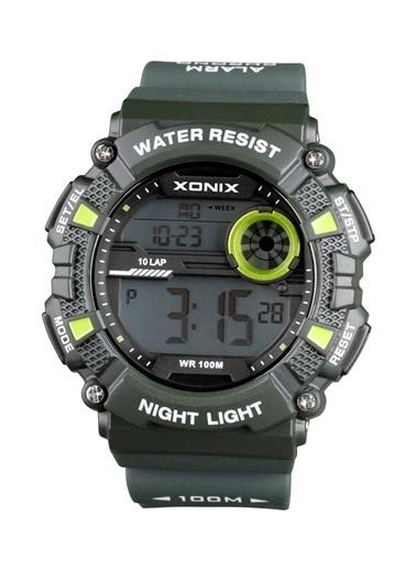 Xonix Saat Yeşil